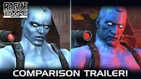 Rogue Trooper vs Rogue Trooper Redux - сравнение графики