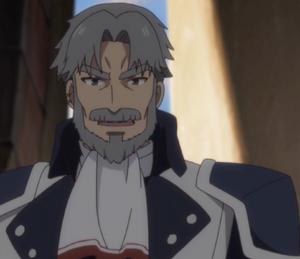 Bernard Jester anime