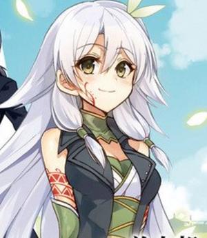 Sara Silvers manga