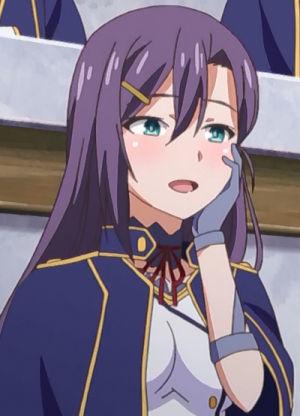 Teresa Lady anime