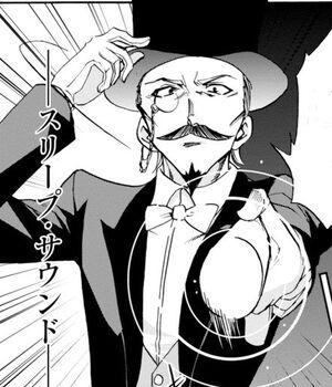 Zest le Noir manga
