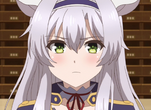 Sistine Anime mugshot
