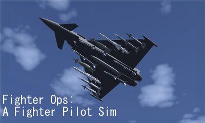Fighter Ops logo 2