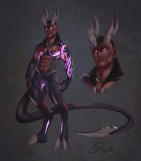 Yubel (Demon Form)