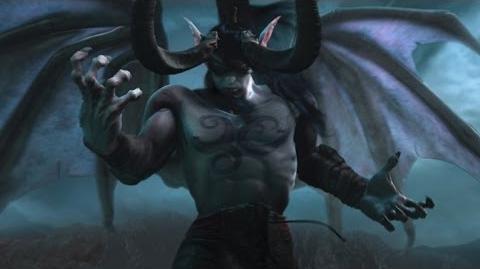 Заставка Warcraft 3 The Frozen Throne