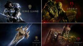 Warcraft фильм Blizzcon