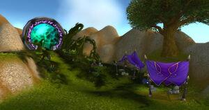 Emerald dream portal