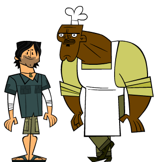 File:Chris and Chef Hatchet.png