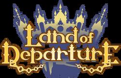 Land of Departure Logo