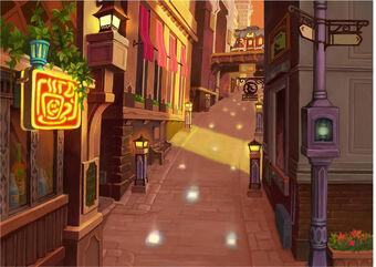 Twilight town-1-