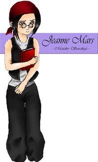 Jeanne mars