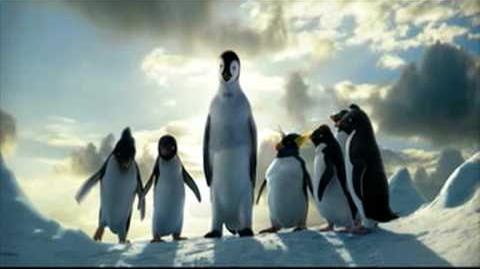 Happy Feet - I'm a Penguin, I'm a Bird, and I can Fly!
