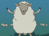 Hero Sheep
