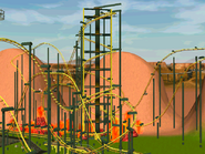 AFTS lift hill and layout day