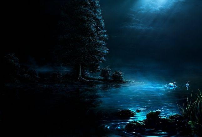 Wailing lake