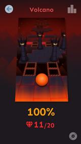 Level 5: Volcano