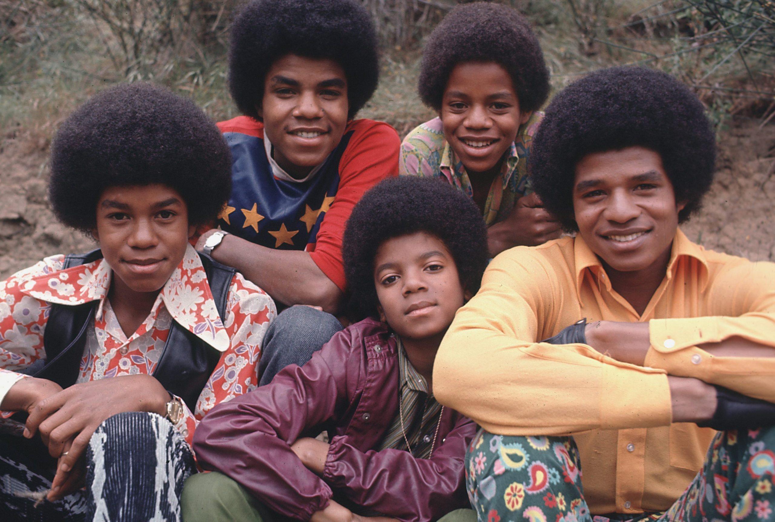 The Jackson 5 michael jackson