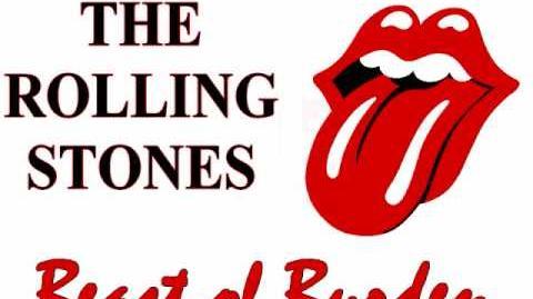The Rolling Stones- Beast of Burden w lyrics
