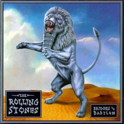 Bridges To Babylon-cover art