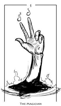 Cos arcana magician