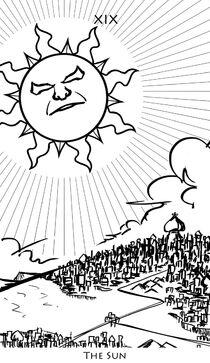 Cos arcana sun