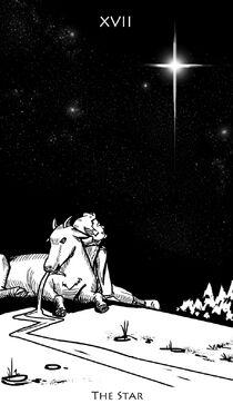Cos arcana Star