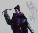 Dark servant