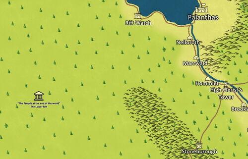 Solum - Lower Rift