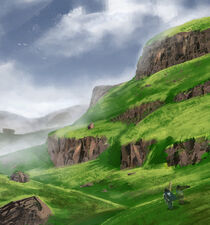 Foothills by putridcheese