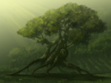 Awakened Tree