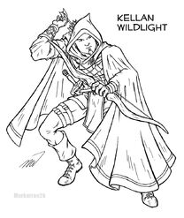 Kellan wildlight by markatron2k