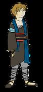Kiono outfit - no braid