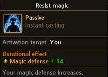 ResistMagic