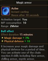 MagicArmor
