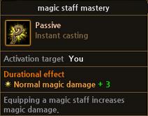 MagicStaffMastery