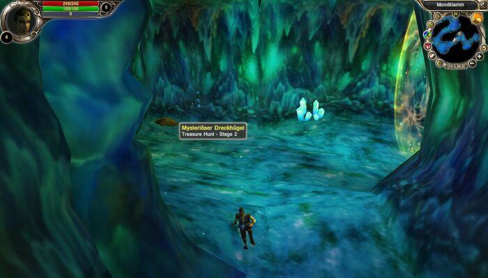 Treasure Hunt - Stage 2