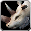 Weißes Rhinozeros-Reittier Icon