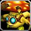 Gelbes Fungus-Reittier Icon