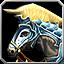 Schwarzes Streitross Icon