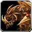 Flammenkriegstiger-Reittier Icon