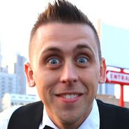 Roman Atwood Funny Smile