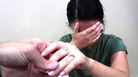 Losing Her Wedding Ring ( Not Clickbait )
