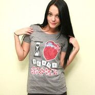 Brittney Heart Shirt