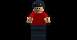 LEGO Roman Prewitt