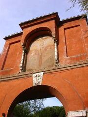 2011 Pancrazio, gate