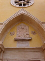 Santa Maria in Celsano, detail
