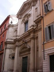 Catarina da Siena in Via Giulia