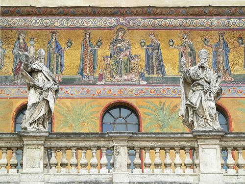 Santa Maria in Trastevere | Churches of Rome Wiki | FANDOM