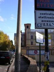 2011 Giacobo in Lungara, campanile