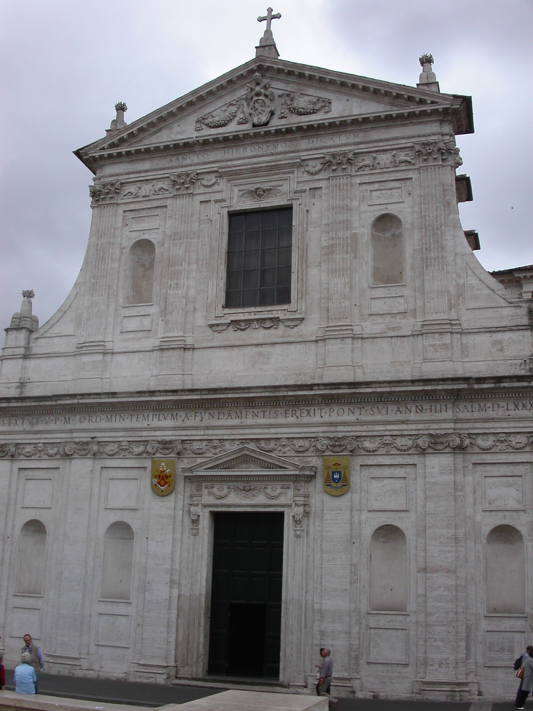 San Girolamo Dei Croati Churches Of Rome Wiki Fandom